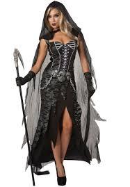 Ladies Halloween Costumes Uk Lady Grim Costume Escapade Uk
