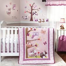 Girly Crib Bedding Girly Crib Bedding Cotton Tale Pc Set Baby Elephant Sets