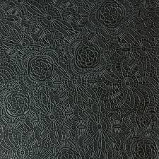 Home Decor Designer Fabric by Camden Embossed Designer Pattern Vinyl Upholstery Fabric By The Yard