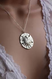 personalized sand dollars best 25 sand dollar necklace ideas on style
