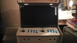 Bar Top Arcade Cabinet 24