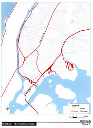 Csx Railroad Map Nysdot Bronx Bruckner Expressway I278 Sheridan Expressway