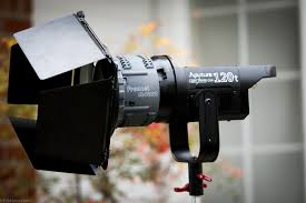 Barn Door Camera Mount by Aputure Cob 120d Hands On Review