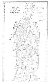 Ny County Map Historical Maps Washington County Ny Official Website