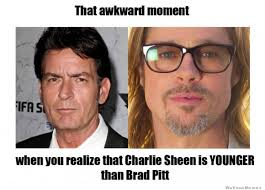 Charlie Sheen Memes - that awkward moment charlie sheen know your meme