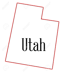 Utah On A Map by Vector Utah Map Vector Free Printable Images World Maps