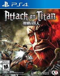 amazon black friday playstation 4 games amazon com attack on titan playstation 4 koei tecmo america