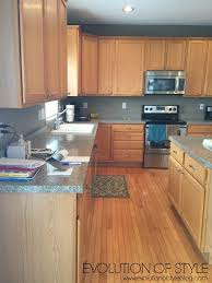 tips tricks for painting oak cabinets evolution of style updated oak kitchens