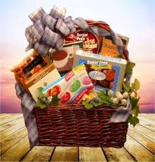 sugar free gift baskets special diet gift baskets tennessee baskets