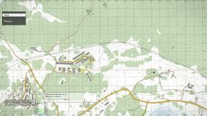 Dayz Maps Dayz 0 58 Map Now Shows Location Dayz Tv