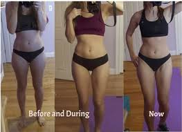 After Challenge 30 Day Squat Challenge Before And After Pictures