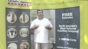 john vitale of st louis impressed with his house painting project