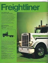 kenworth cabover history 1976 1977 freightliner sales brochures