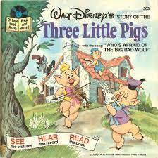 unknown artist walt disney u0027s story pigs