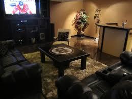 reflector epoxy floor basement contemporary with flooring