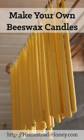 Make Candles 25 Best Beeswax Candles Ideas On Pinterest Make Candles Diy