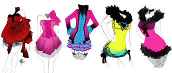 dress designs by zambicandy on deviantart
