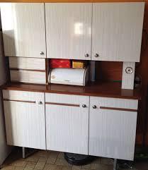 meuble cuisine formica meuble de cuisine vintage en formica meuble cuisine ée 50