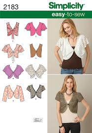 simplicity 2183 misses u0027 easy to sew vest or jacket sewing