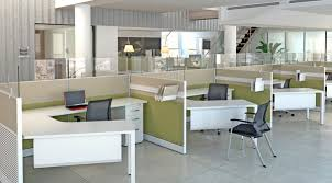Benefits Of An Open Office Cubicle Concept Used Office Furniture - Open office furniture