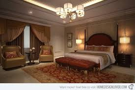 Traditional Bedroom Ideas - 15 ideas for a traditional bedroom lounge home design lover