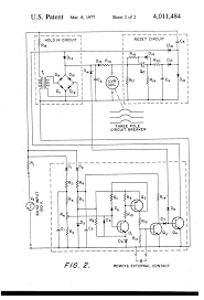 patent us4011484 undervoltage release with electrical reset for