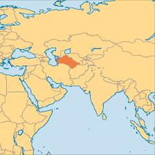 Flag Of Turkmenistan Turkmenistan Operation World
