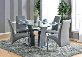 modern grey dining table dining table modern grey dining room sets wood table chairs set