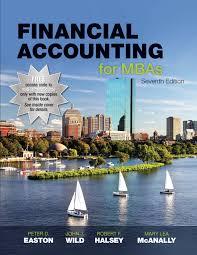 financial accounting for mbas 7e cambridge business publishers