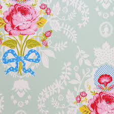 Floral Shabby Chic Wallpaper by Pip Studio Shabby Chic Wallpaper