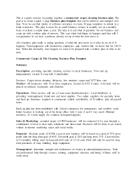 catering proposal template sample catering proposal 6