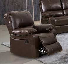Brown Leather Recliner Chair Sale Euro Style Recliners