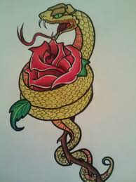 33 snake and tattoos