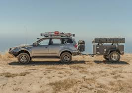 offroad trailer fozroamer and the offroad trailer by freespirit recreation