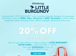 ugg promotion code canada canadian daily deals burgundy 20 offer