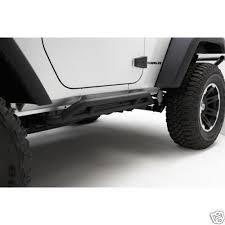 jeep rock sliders jeep jk rock sliders ebay