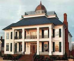 old southern modern plantation style house plans modern house