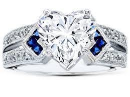 heart shaped wedding rings heart engagement rings from mdc diamonds nyc heart shaped wedding