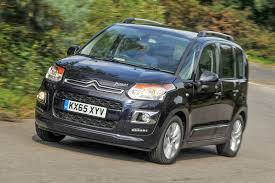 citroen c3 picasso review 2017 autocar