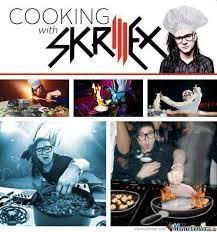 Skrillex Bee Meme - cooking with skrillex by tina meme center