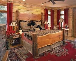 Rustic Log Bedroom Furniture Best 25 Cabin Furniture Ideas On Pinterest 3 Bunk Beds Rustic