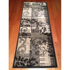 rug runners contemporary contemporary area rug grey hallway runner rug a place to call