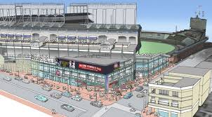 Renovations by Proposed Wrigley Field Renovations Espn