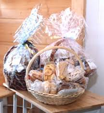 pastry gift baskets the flower box flower shop large gourmet pastry basket roseville