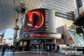 Map Of Fremont Street Las Vegas by The D Casino Hotel Las Vegas Oyster Com Review U0026 Photos