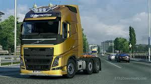 volvo trailer truck trailer mod erator volvo fh 2013 by ohaha v12 8s trucksim org
