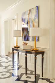 Transitional Style Furniture - colorful colonial with transitional style traditional home