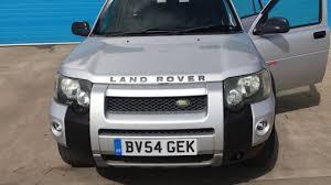 land ro land rover freelander 2 0 td4 sport youtube