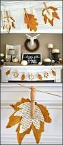 top 25 best fall garland ideas on pinterest fall mantle decor