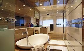 Houzz Modern Bathrooms Houzz Study Master Bathrooms Go High Tech Ce Pro
